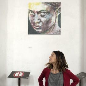 Francesca Fiorentini, JT17, Atelierhaus der bildenden Künste Wien, Foto: Christian Müller